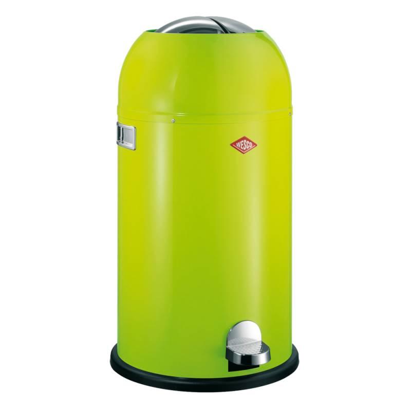 Image of   Pedalspand, Wesco Kickmaster, 33 l, limegrøn *Denne vare tages ikke retur*