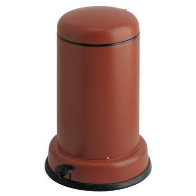 Pedalspand, Wesco Baseboy, 15 l, rød *Denne vare tages ikke retur*