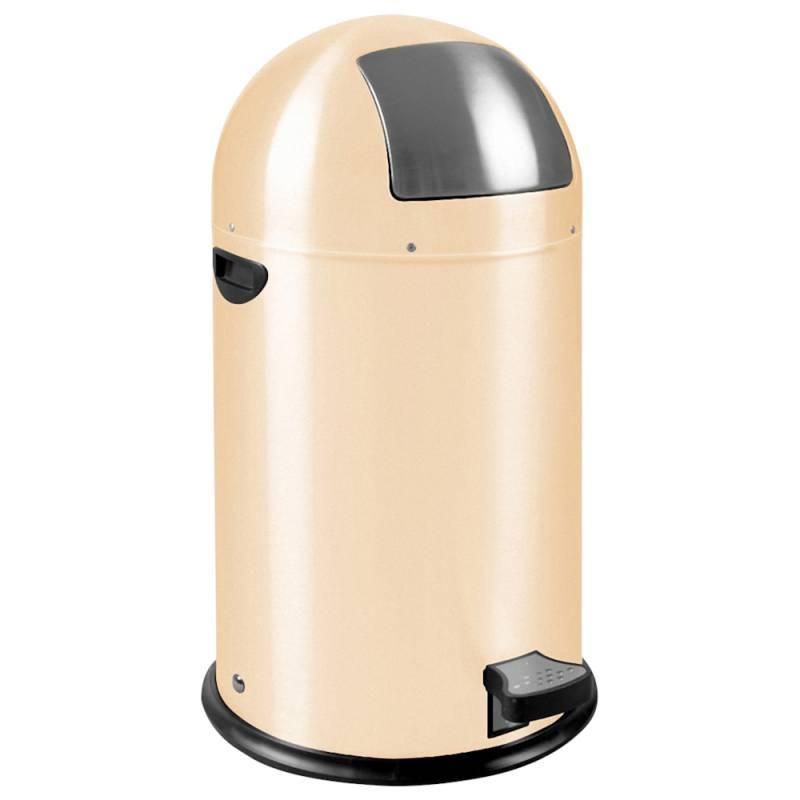 Image of   Pedalspand, EKO Kick-can, 33 l, creme *Denne vare tages ikke retur*