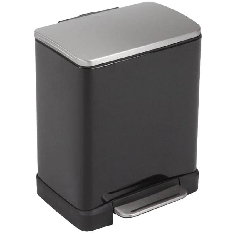 Image of   Pedalspand, EKO E-cube, 20 l, sort *Denne vare tages ikke retur*