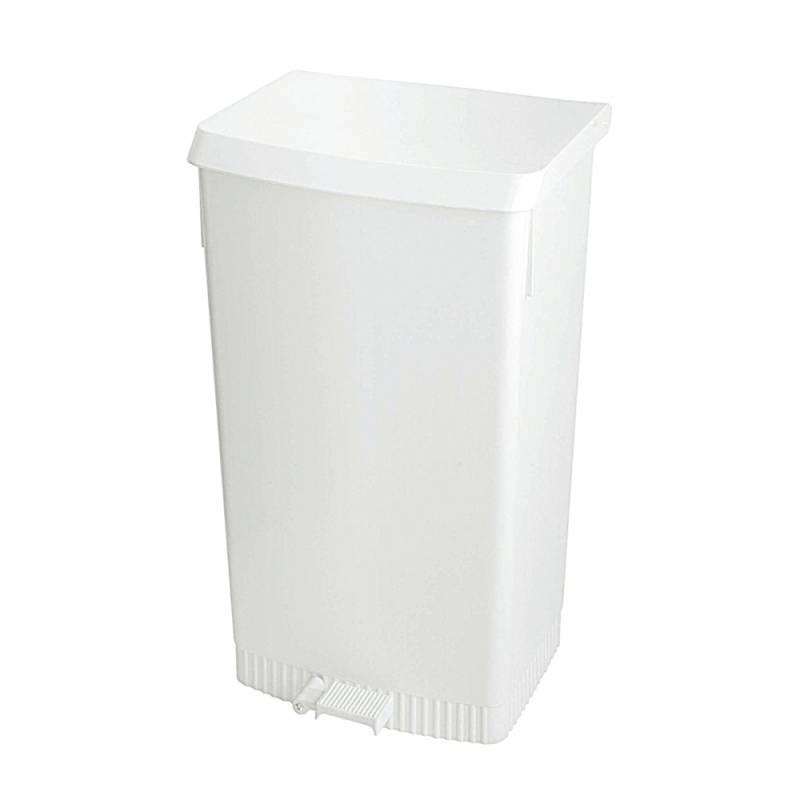 Image of   Pedalspand, 60 l, hvid *Denne vare tages ikke retur*