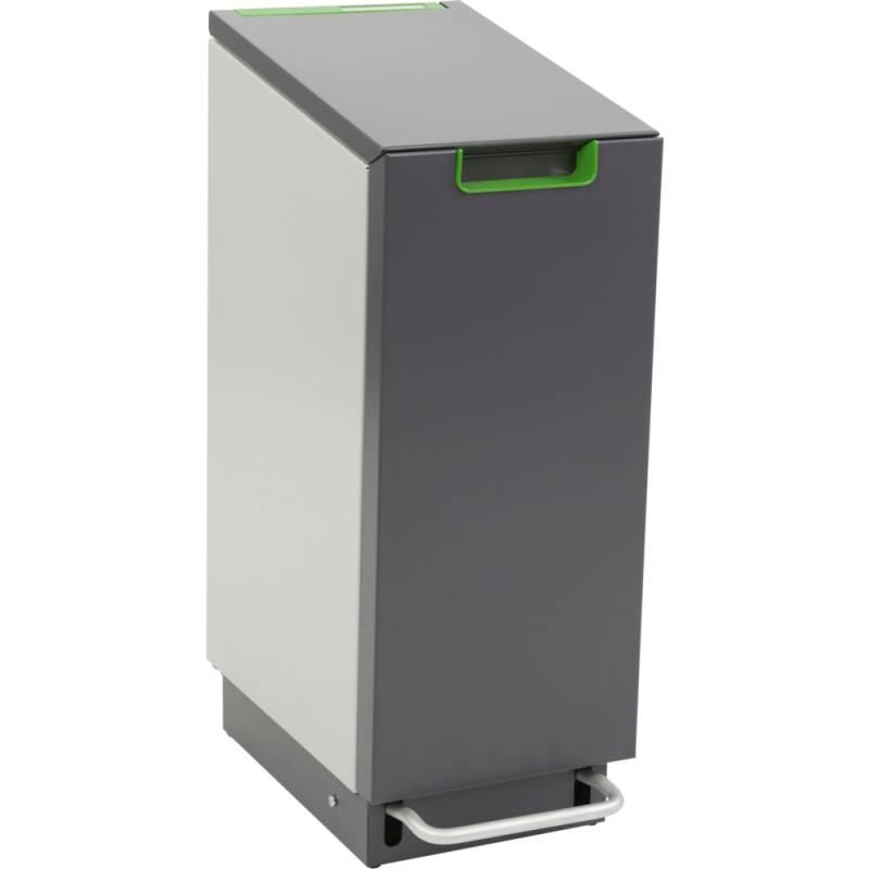 Image of   Pedalspand, Connectorbin, 55 l, grå *Denne vare tages ikke retur*