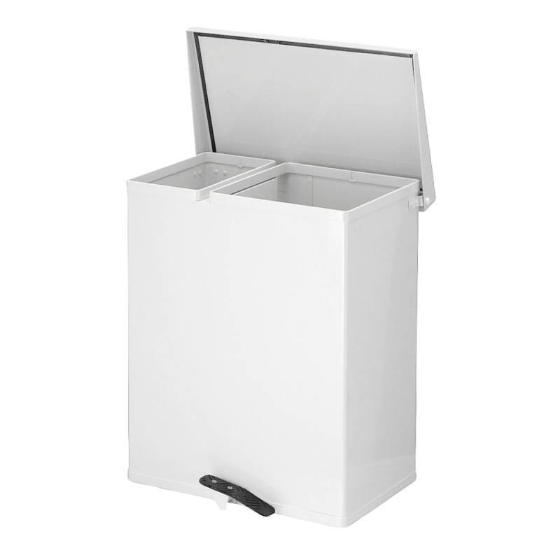 Image of   Pedalspand, 80 l, hvid *Denne vare tages ikke retur*
