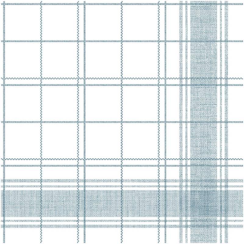 Image of   Middagsserviet, Nadeem, 1/4 fold, 48x48cm, grå, Linclass/airlaid
