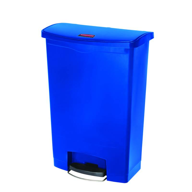 Image of   Pedalspand, Rubbermaid Step-on, 90 l, blå