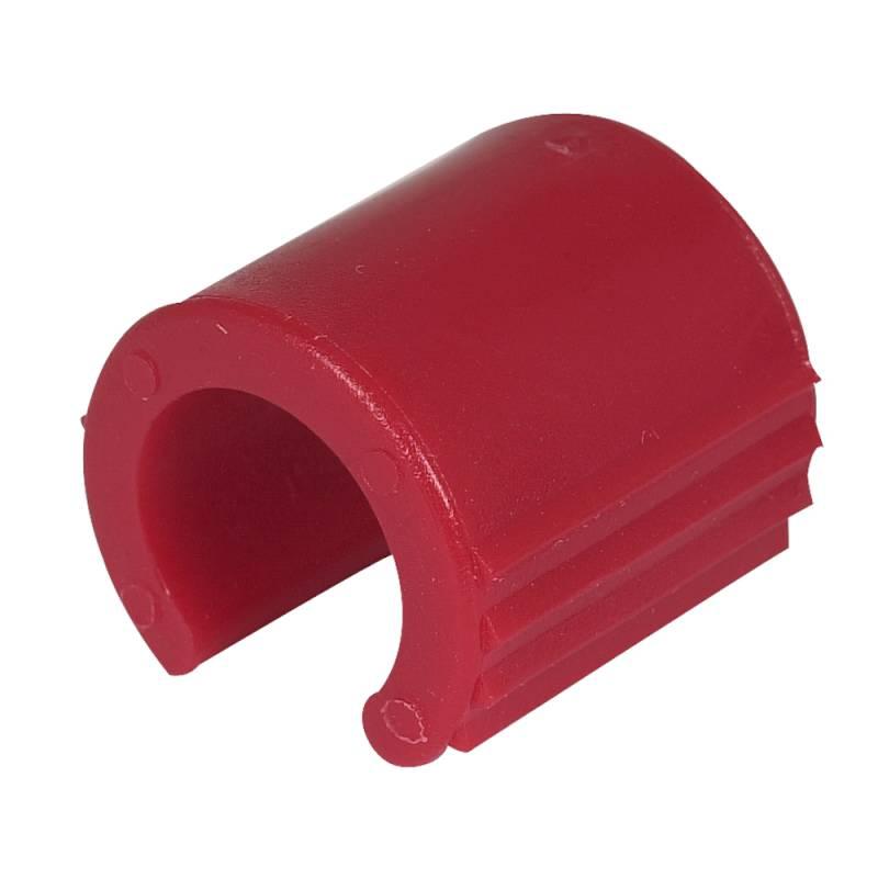 Clips, rød