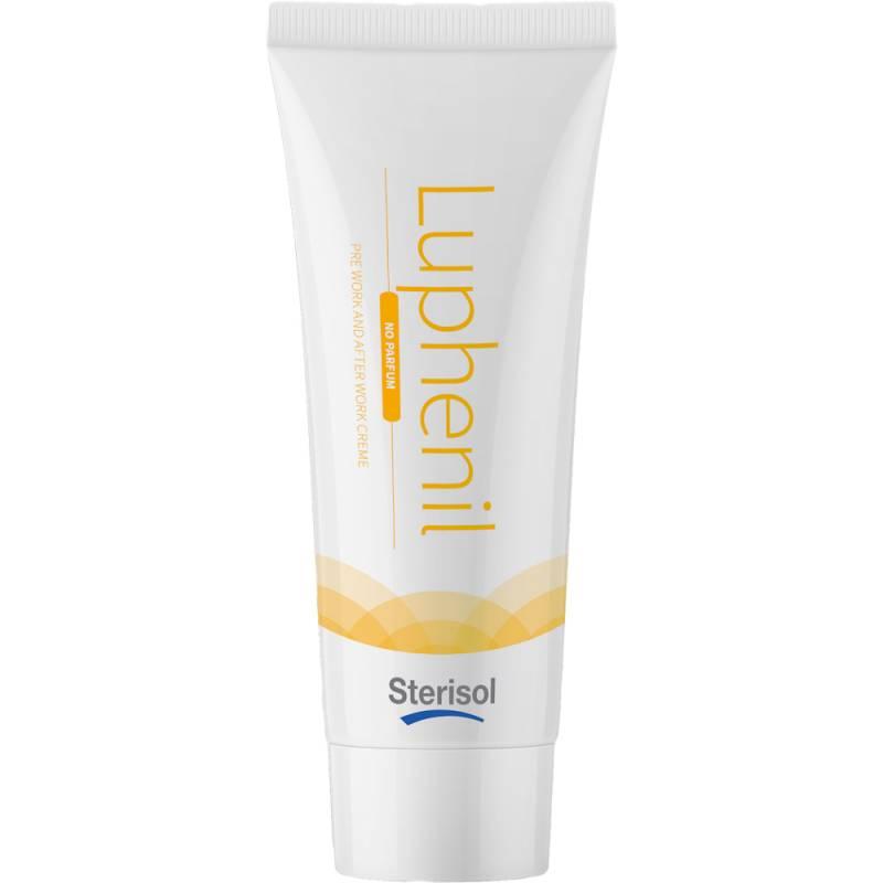 Hudplejesalve, Sterisol Luphenil, 50 ml, uden farve og parfume, 44% fedt