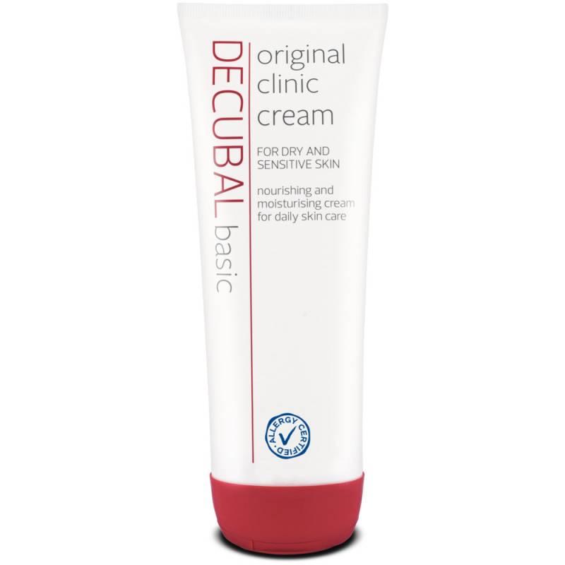 Hudcreme, Decubal Clinic, uden farve og parfume, 38% fedt