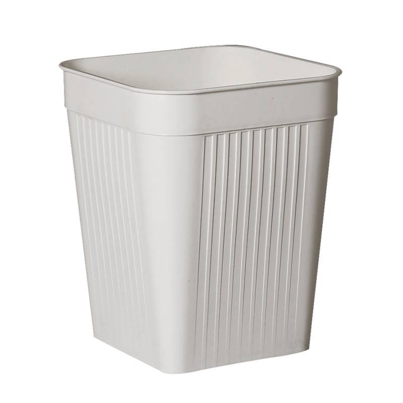 Papirkurv, Bantex, 14 l, hvid