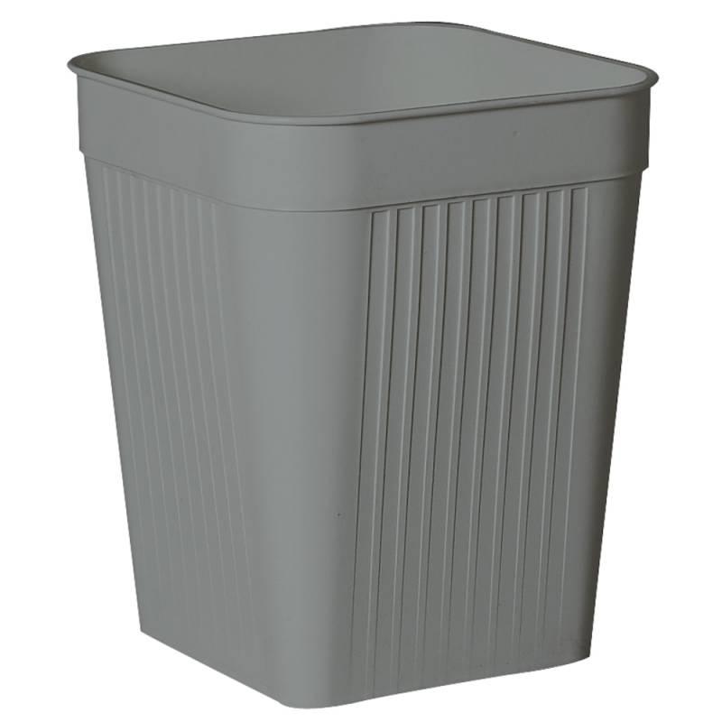 Papirkurv, Bantex, 14 l, grå