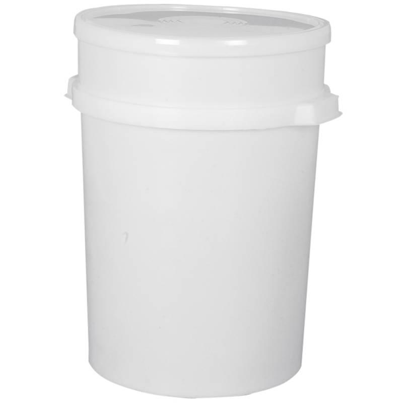 Image of   Låg, hvid *Denne vare tages ikke retur*