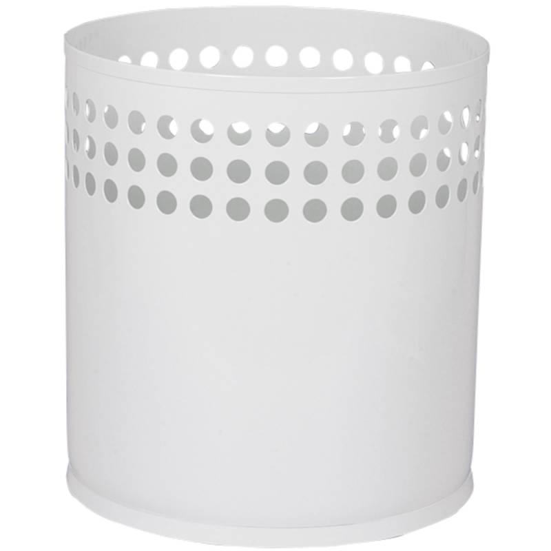 Papirkurv, RMIG, 21 l, lysegrå