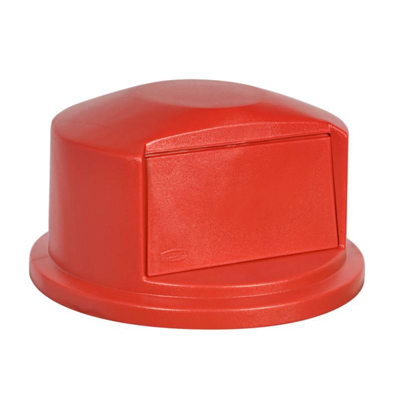 Image of   Låg, Rubbermaid Brute, rød, til 166,5 l BRUTE container *Denne vare tages ikke retur*