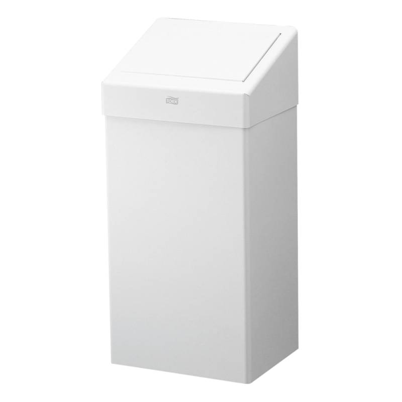 Image of   Affaldsspand, Tork B1, 50 l, hvid *Denne vare tages ikke retur*
