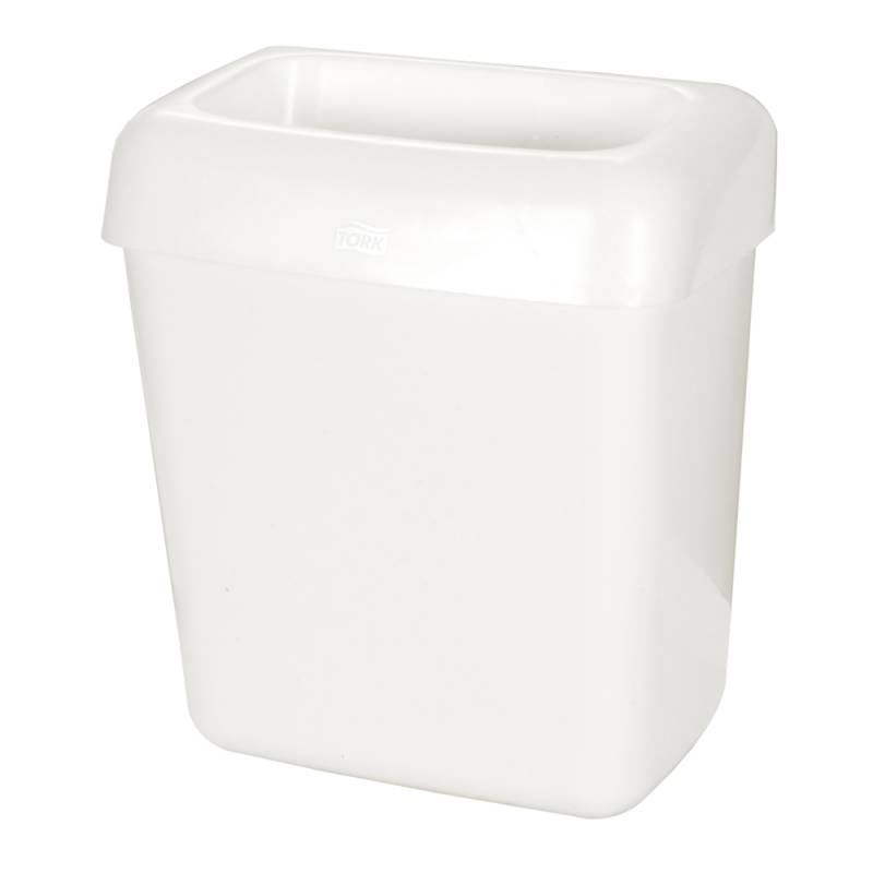 Affaldsspand, Tork B2, 20 l, hvid