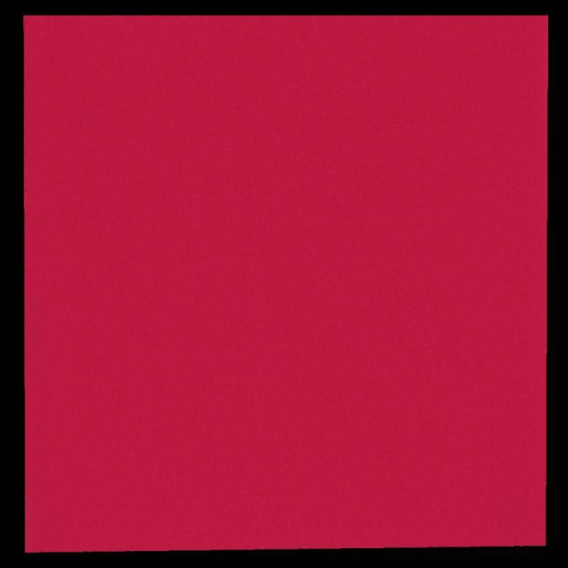 Image of   Frokostserviet, Abena Gastro-Line, 3-lags, 1/4 fold, 33x33cm, rød, 100% nyfiber