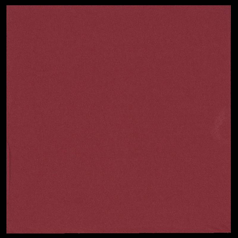 Image of   Frokostserviet, Abena Gastro, 3-lags, 1/4 fold, 33x33cm, bordeaux, 100% nyfiber