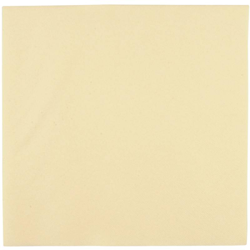 Image of   Middagsserviet, Abena Gastro-Line, 1/4 fold, 48x48cm, creme, airlaid