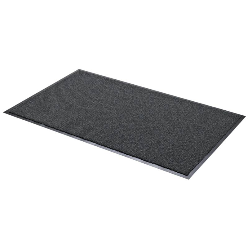 Image of   Tekstilmåtte, 3M Nomad Aqua 8500, 8500GY12, 2x1,3m x 8mm, grå, PA/polyester/PVC