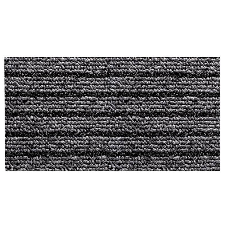 Image of   Tekstilmåtte, 3M Nomad Aqua 4500, 4500BK91, 1,5m x 90cm x 6mm, sort, PP/polyester *Denne vare tages ikke retur*
