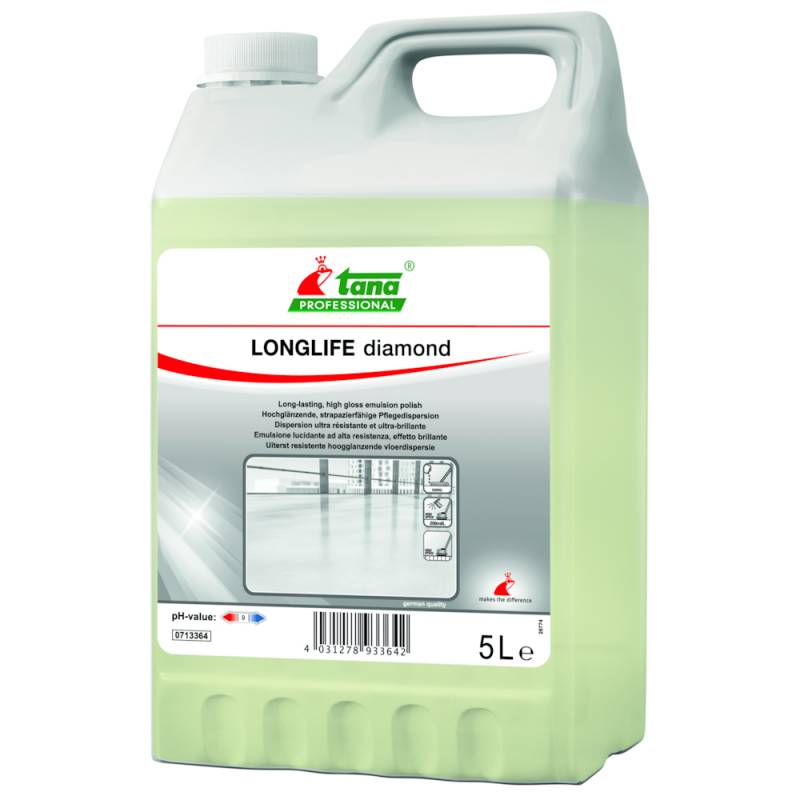 Image of   Gulvpolish, Green Care Professional Longlife Diamond, 5 l