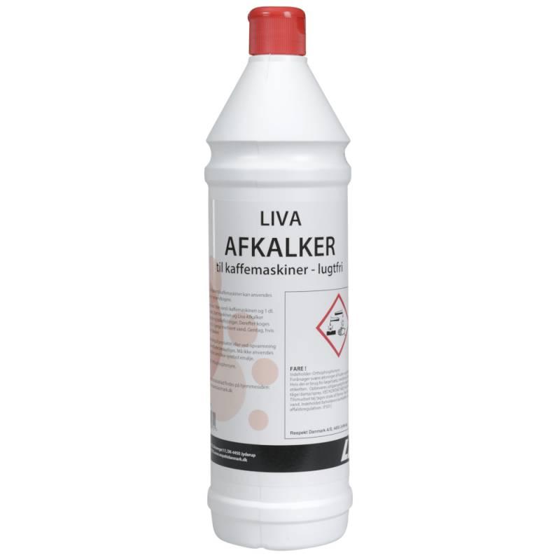 Image of   Afkalker, Liva, 1 l, til kaffemaskine, flydende