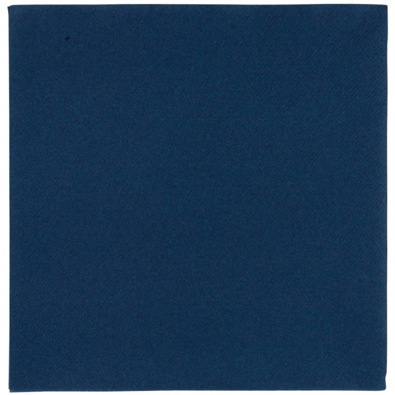 Image of   Middagsserviet, Abena Gastro-Line, 1/4 fold, 40x40cm, mørkeblå, airlaid