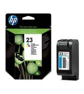 HP 23 Ink Cartridge Tri-Color CMY(30 ml)