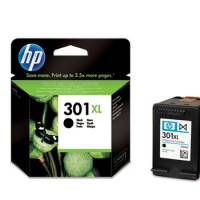 No301 XL black ink cartridge, blistered