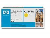 Color LaserJet Q2682A yellow toner