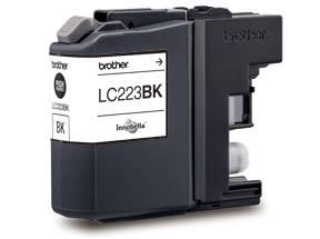 Image of   Black Inkjet Cartridge (LC223BK)