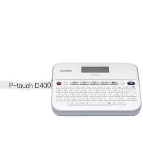 Image of   Brother PT-D400 labelmaskine