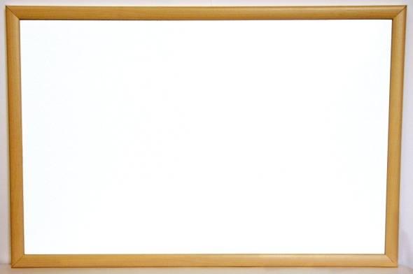 Image of   whiteboard tavle magnetisk 60x80cm