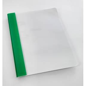 Billede af Tilbudsmappe A4 grøn