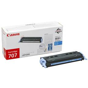 Image of   707C cyan toner cartridge