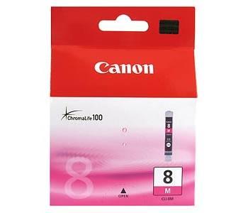Billede af CLI-8M magenta ink cartridge