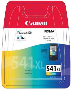 Billede af CL-541 XL color ink cartridge, blistered