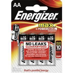 Billede af Energizer MAX AA/LR6 (4)