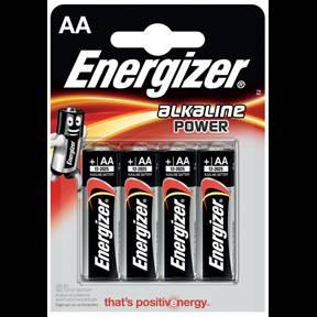 Billede af Energizer Power AA/LR6 (4)