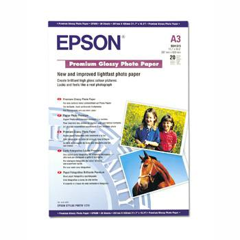 Image of   A3 premium glossy photo paper (20)