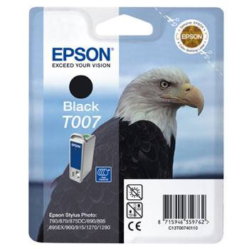 Billede af EPSON Ink Black 16 ml