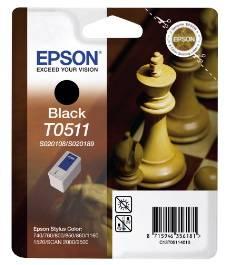 Billede af EPSON Ink Black 24 ml