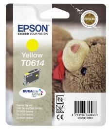 Billede af EPSON Ink Yellow 8 ml