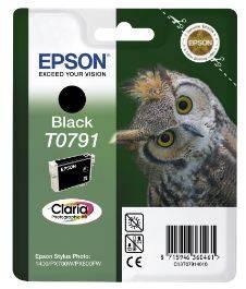 Billede af Black Inkjet Cartridge (T0791)