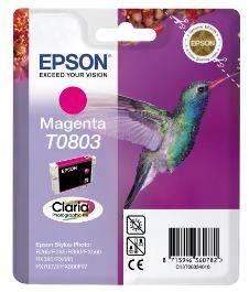 Billede af EPSON Ink Magenta 7 ml