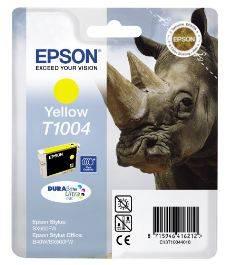 Billede af EPSON Ink Yellow 11 ml