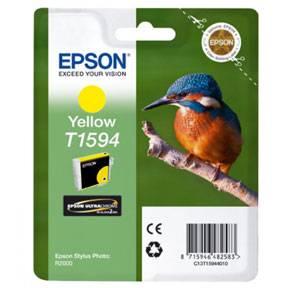 Billede af EPSON Ink Yellow 17 ml
