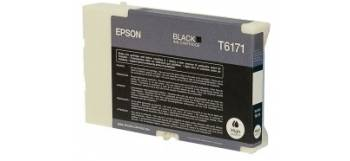 Image of   Black Inkjet Cartridge HC (C13T617100)