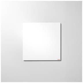 Image of   WB tavle hærdet glas 50x50cm