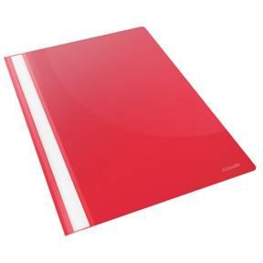 Billede af Tilbudsmappe Vivida A4 rød
